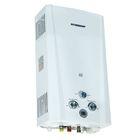 Водонагреватель газовый EDISSON F 20 D, проточный, электронный розжиг горелки, 20 кВт