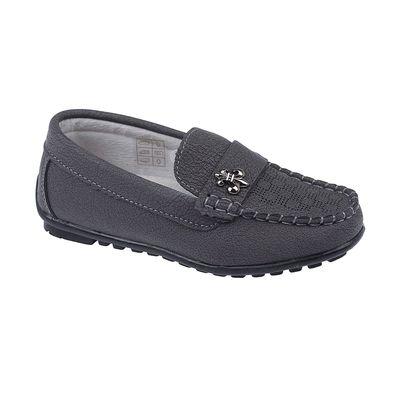 Туфли дошкольные арт. 22007-SB (серый) (р. 27)
