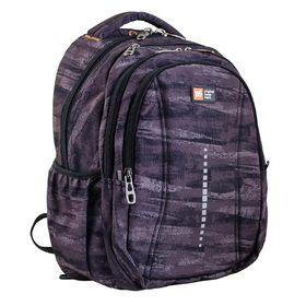 Рюкзак молодежный эргономичная спинка Yes 44*31*13,5 T-31 Leo, фиолетовый 553215