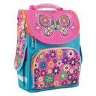 Ранец Стандарт Smart PG-11 34*26*14 дев Butterfly, розовый/голубой 553341