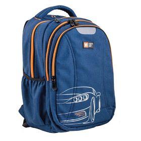 Рюкзак молодежный эргономичная спинка Yes 44*31*13,5 T-31 Mark, синий 553190