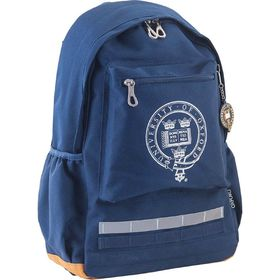 Рюкзак молодёжный Yes OX 275 46.5 х 29.5 х 13.5 см, эргономичная спинка, синий