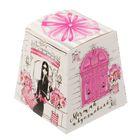 Коробочка-бонбоньерка складная «Мечтай!», 8 × 8 × 8 см