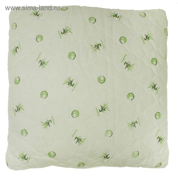 Подушка 70х70 бамбук, бязь 125г/м, хл100%