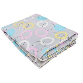 Одеяло детское 120х140 синтепон 200г/м, пэ 65г/м Ош