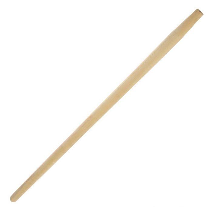 Черенок деревянный, d = 30 мм, длина 120 см, первый сорт, с конусом