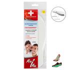 Вкладыши-стельки от запаха и пота «MiniMax» антибактериальные, белые, Р-м 36-38