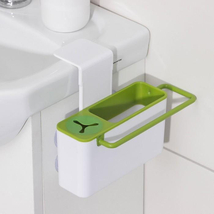 Подставка для ванных и кухонных принадлежностей
