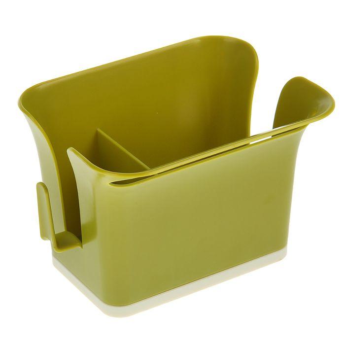 Подставка для ванных и кухонных принадлежностей, цвет МИКС