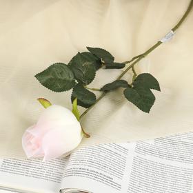 Flower artificial rose pink