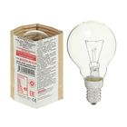 Incandescent lamp LH, 40W, E14, Lisma