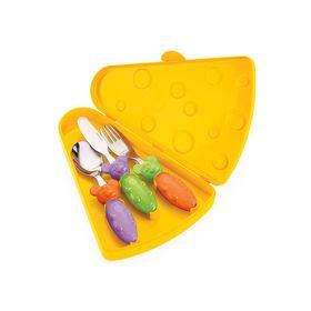 Детский Набор столовых приборов Tip Top Tap, 3 предмета