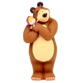 Игрушка для ванной «Медведь с Машей»