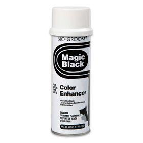 Cпрей-мелок Bio-Groom Magic Black черный, выставочный  236 мл