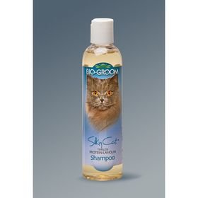 Шампунь-кондиционер Bio-Groom Silky Cat Shampoo  для кошек шелковый, 236 мл