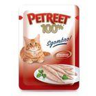 Влажный корм Petreet для кошек, Макрель, 85 г