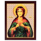 """Рисование по номерам """"Святая великомученица Вера"""""""