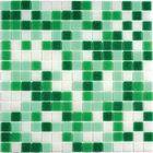 Мозаика стеклянная Bonaparte, Jasmin 327х327х4 мм