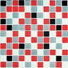 Мозаика стеклянная Bonaparte, Joker 300х300х4 мм