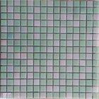Мозаика стеклянная Bonaparte, Mint 327х327х4 мм