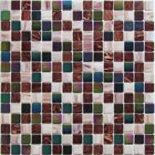 Мозаика стеклянная Bonaparte, Smart 327х327х4 мм