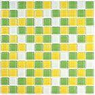 Мозаика стеклянная Bonaparte, Fresh 300х300х4 мм