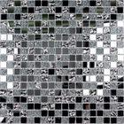 Мозаика стеклянная Bonaparte, Mirror 300х300х4 мм