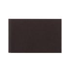 Визитница V.1.LG. черный,11,2*7*1,1 ряд, 20 визиток