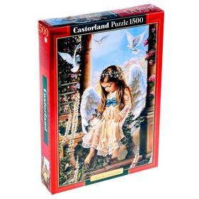 Пазлы «Нежная любовь», 1500 элементов