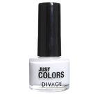 Лак для ногтей Divage, Just colors, цвет № 01