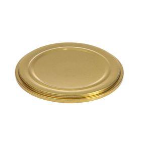 Крышка для консервирования, d = 82 мм, толщина 0,2 мм, упаковка 50 шт