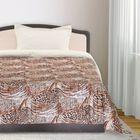 Покрывало АТЛАС рис 11 леопард 180х205 см, п/э 110 г/м2