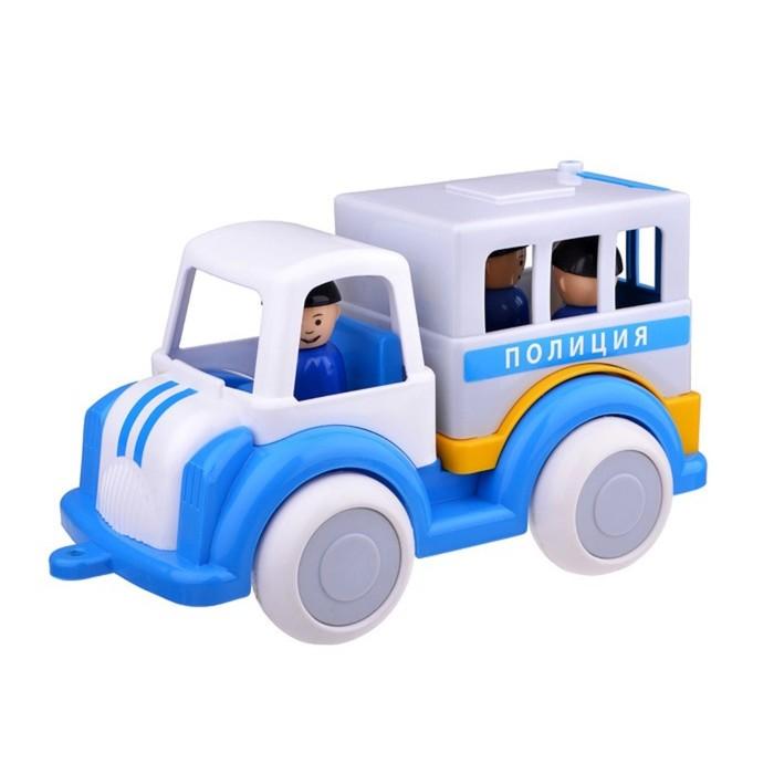Машинка «Полиция» - фото 105650557