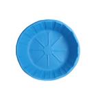 Пруд садовый пластиковый, 480 л, синий