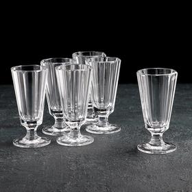 A set of shotgun glasses 50 ml, h = 10 cm, 6 pcs.