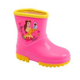 Сапоги детские ПВХ Disney арт. DRK00490-16-11-17 (розовый) (р. 30)
