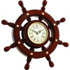 Штурвал сувенирный С6 часы