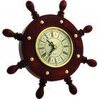 Штурвал сувенирный С8 часы