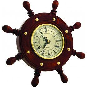 Штурвал сувенирный С8 часы Ош