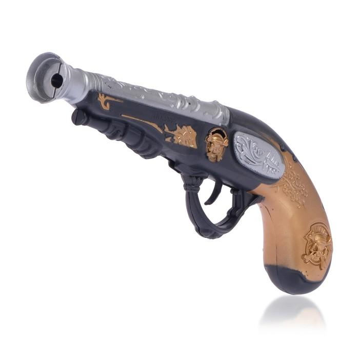 """Пистолет-трещотка """"Мушкет"""""""
