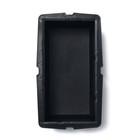 Форма для тротуарной плитки «Кирпич», 20 × 10 × 6 см, шагрень, Ф11018
