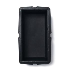 Форма для тротуарной плитки «Кирпич», 20 × 10 × 6 см, шагрень, Ф11018, 1 шт