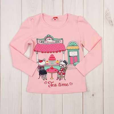 Джемпер для девочки, рост 104 см, цвет светло-розовый CAK 61535