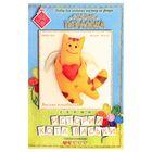 """Набор для изготовления игрушки из фетра со стихами """"Васька влюбился"""", 16,5 см"""