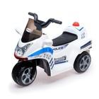"""Электромобиль """"Мотоцикл"""", с аккумулятором, световые и звуковые эффекты цвета МИКС"""