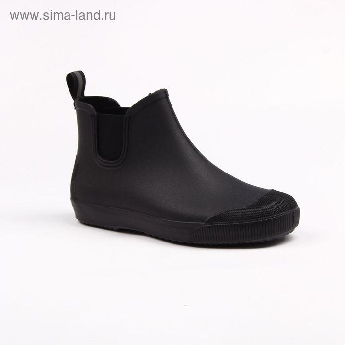 Ботинки мужские Nordman Beat (черный/серый) (р. 40)