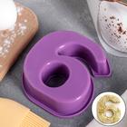 """Baking """"Low six figure"""" 9x6,6x2,5 cm, MIX color"""