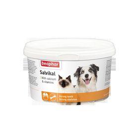 """Минеральная смесь Beaphar """"Salvikal"""" для животных, с дрожжами, 250 г"""