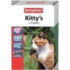 """Витамины Beaphar """"Kitty's"""" для кошек, протеин, 180 шт."""