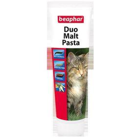 """Паста Beaphar  """"Duo Malt Paste"""" для кошек, для очистки кишечника,  100 г"""
